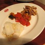 14811852 - 選んで楽しむAGIOの前菜3種