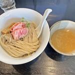 53's ヌードル - 「煮干水のつけそば『真鯛』」¥900