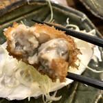 カキ酒場 北海道厚岸 - 牡蠣フライは絶品!マストです!