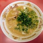 豚骨ラー麺 ごん太 - 令和2年2月 ラーメン