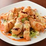 Chinese Dining ナンテンユー - 車海老マヨネーズ