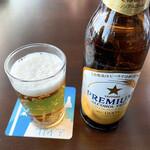 展望・星屑レストラン ガイア - ノンアルコールビール