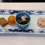 木曽路 - 前菜