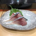 148125489 - 〆鯖の刺身