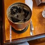 サガン - アイスコーヒー