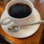 サガン - 2回目の訪問時のサガン特選ブレンドコーヒー