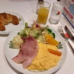 イノダコーヒ - 京の朝食