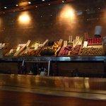 けやき坂 - 野菜が陳列されています