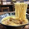 濃厚鶏そば たけいち - 料理写真:
