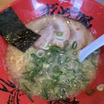 Zundouya - こってりスープです