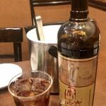 Keien - 紹興酒ボトル「蘭亭(5年)」(2600円)
