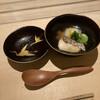 中島康三郎商店 - 料理写真:鯛かぶら蒸し
