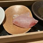 中島康三郎商店 - お造り刺身塩でいただく
