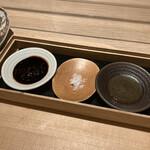 中島康三郎商店 - お造り用、発酵醤油、刺身塩、熟成酢