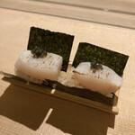 中島康三郎商店 - たいらぎ貝お寿司