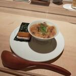 中島康三郎商店 - からすみ磯部焼きとすっぽん雑炊