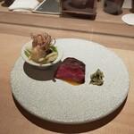 中島康三郎商店 - 牛肉、背中の希少部位