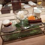 中島康三郎商店 - せとか、いちご、スペシャルデザート