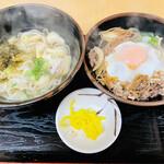 松美屋 - すきやき丼セット