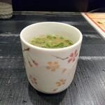 和鶏屋 - とりスープ