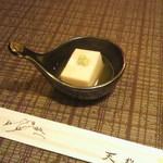 天松 - 胡麻豆腐