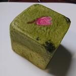 パン屋 たね - 料理写真:桜抹茶