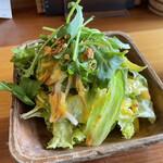 ツミキ - サラダ
