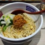 148140997 - 汁なし担担麺、普通盛り180g(800円)