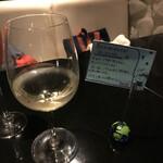 オステリア パーチェ - ガンガンなくなるワイン