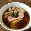 青森中華そば オールウェイズ - 料理写真:醤油ワンタン麺(ワンタントッピング)