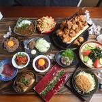 ロッキーカナイ - 桜肉食べ放題コース