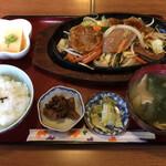 ポート - 日替わり定食 焼肉