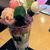 伊藤久右衛門 - 料理写真:さくら抹茶パフェ