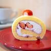 水谷珈琲 - 料理写真:苺のロールケーキ