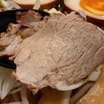 中国料理 味道 - 見た目からでもわかるパサパサチャーシュー