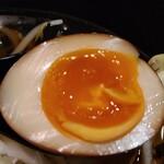 中国料理 味道 - 唯一誉められるとろりん煮卵