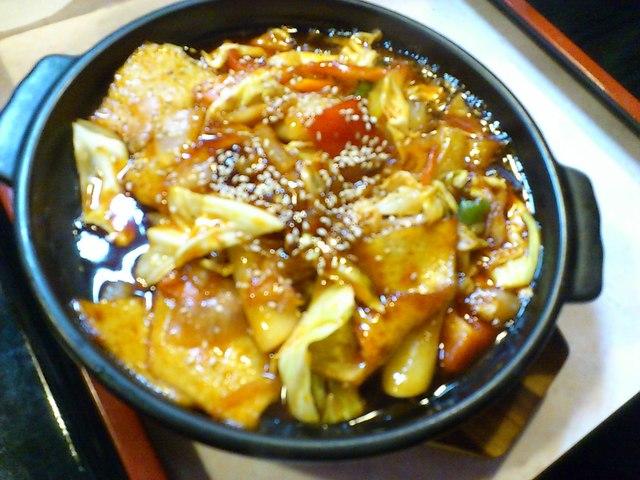 韓国宮廷料理 りょう - 松江/韓国料理 [食べログ]