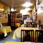 長城飯店 - 店内光景。