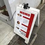 CAFE DE MOMO -