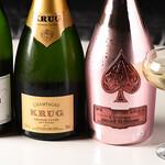 ザ・ラウンジ - シャンパン各種