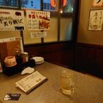 倉敷酒房 元 -