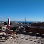 カフェ&レストラン ドルフィン - ベランダからの眺め
