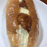 つっちゃまのあんぱん - から揚げパン