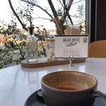 オニジャス コーヒー ヴィレッジ - 雰囲気、いい!
