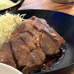 イベリコ豚おんどる焼 裏渋屋 - イベリコ豚おんどるトンテキ