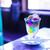 喫茶 ソワレ - 料理写真:真夏のゼリーポンチは冷たく。