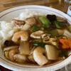 ゆにごこち - 料理写真:海鮮中華丼アップ