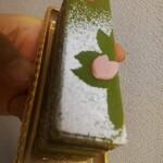 Patisserie Yu Sasage - オペラ桜
