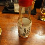 佗び助 - ゴマの香りが強い特製のラー油!