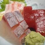 翔山 - 料理写真:お造り盛り合わせ